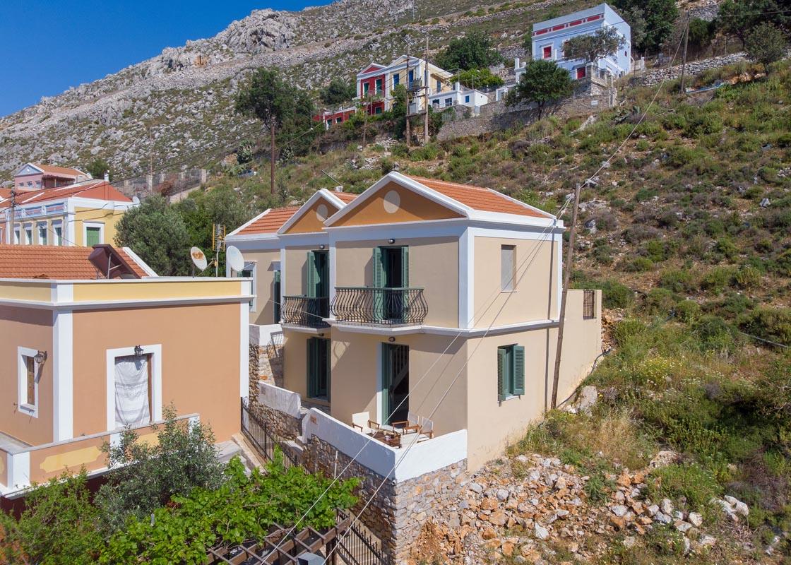 Rhodes Holidays Astradeni Villa House Symi (17)