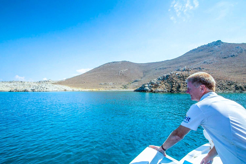 Symi Holidays Maria Boat