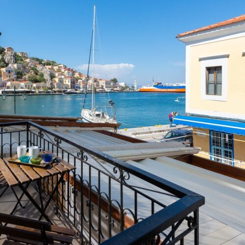 Rhodes Holidays Elena Apartments Rooms Symi 1