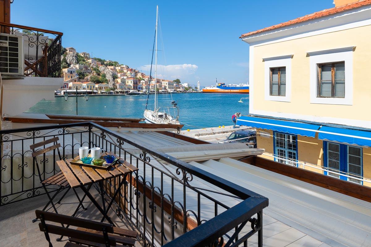 Rhodes Holidays Elena Apartments Rooms Symi 1