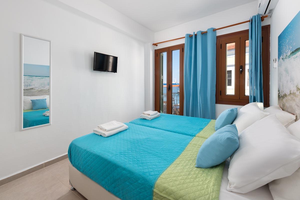 Rhodes Holidays Elena Apartments Rooms Symi (3)
