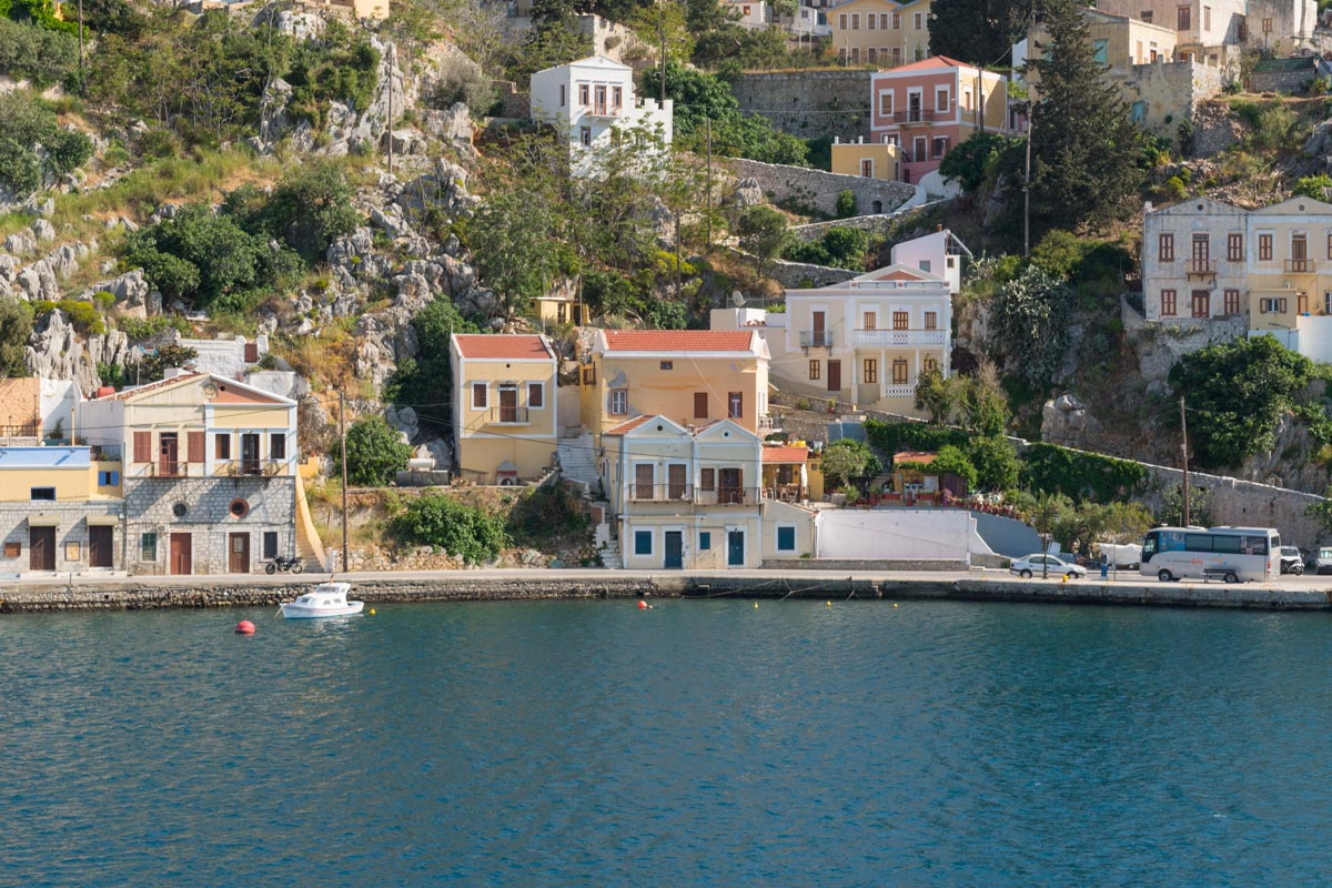 Rhodes Holidays Evgenias House Symi 11