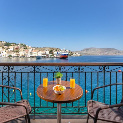 Rhodes Holidays Marias Sea House Symi 1