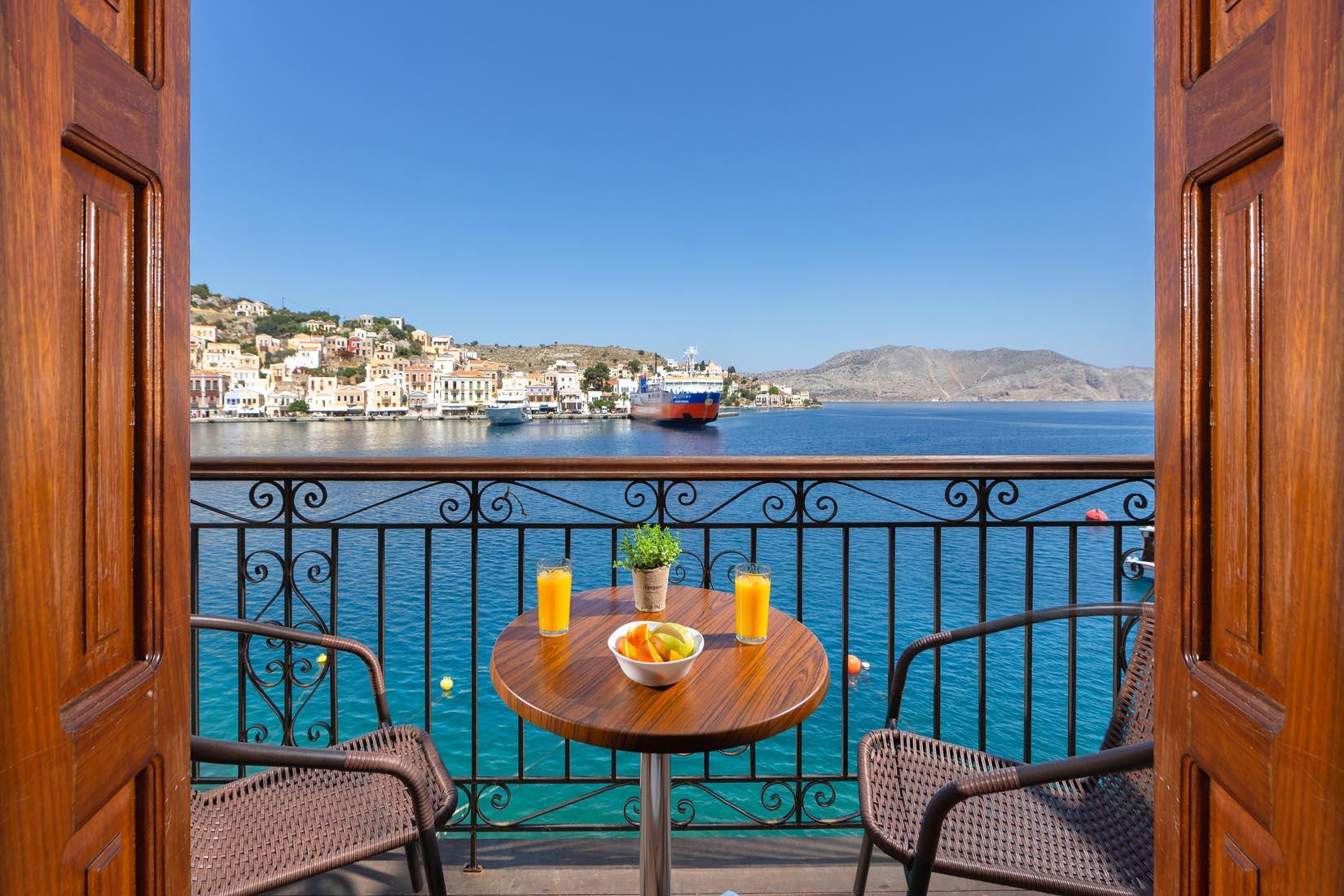 Rhodes Holidays Marias Sea House Symi 1