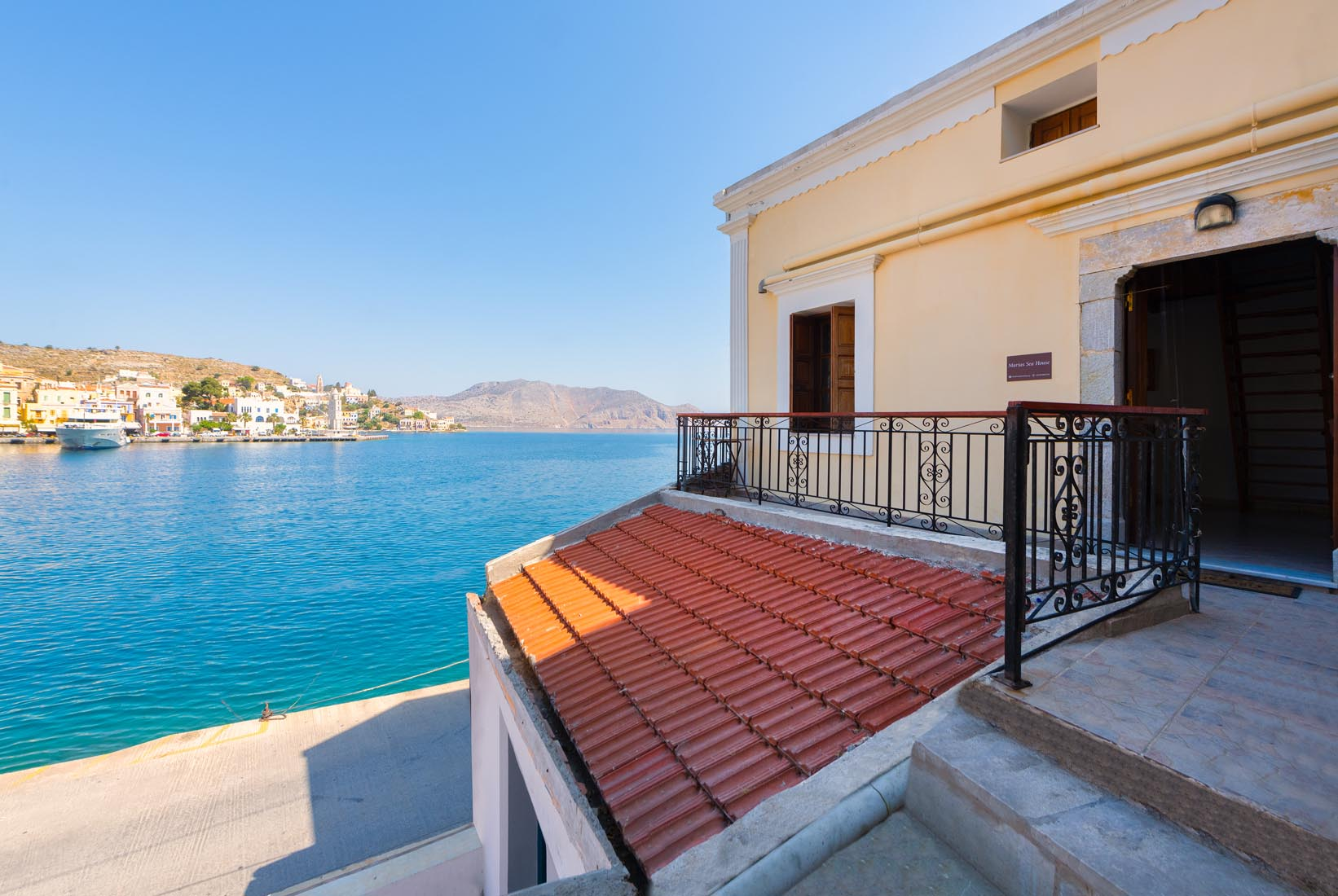 Rhodes Holidays Marias Sea House Symi 10