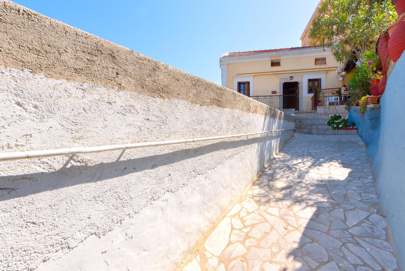Rhodes Holidays Marias Sea House Symi 12