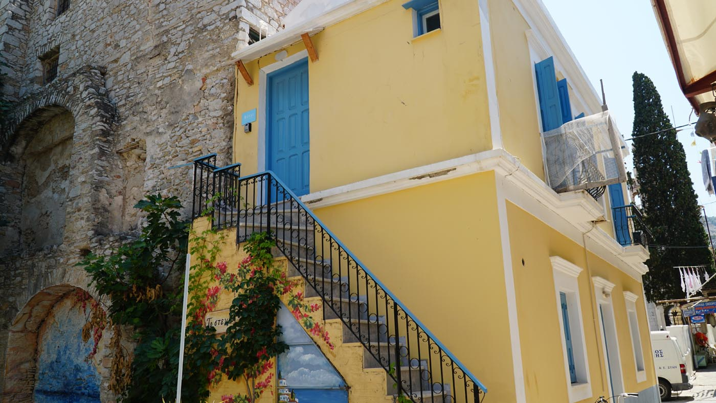 Symi Holidays Ritzi Apartment 24