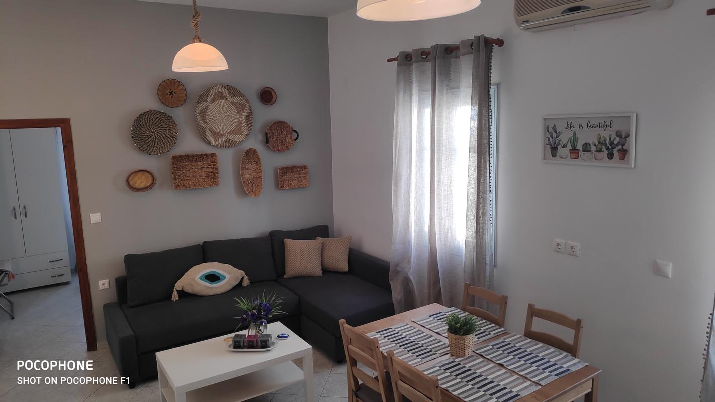 Symi Holidays Ritzi Apartment 7
