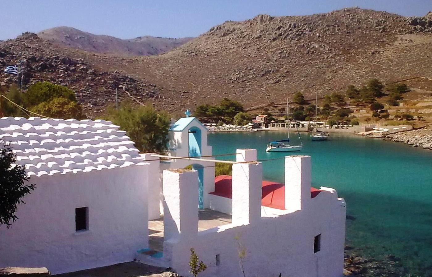 Symi Holidays Agia Marina 3