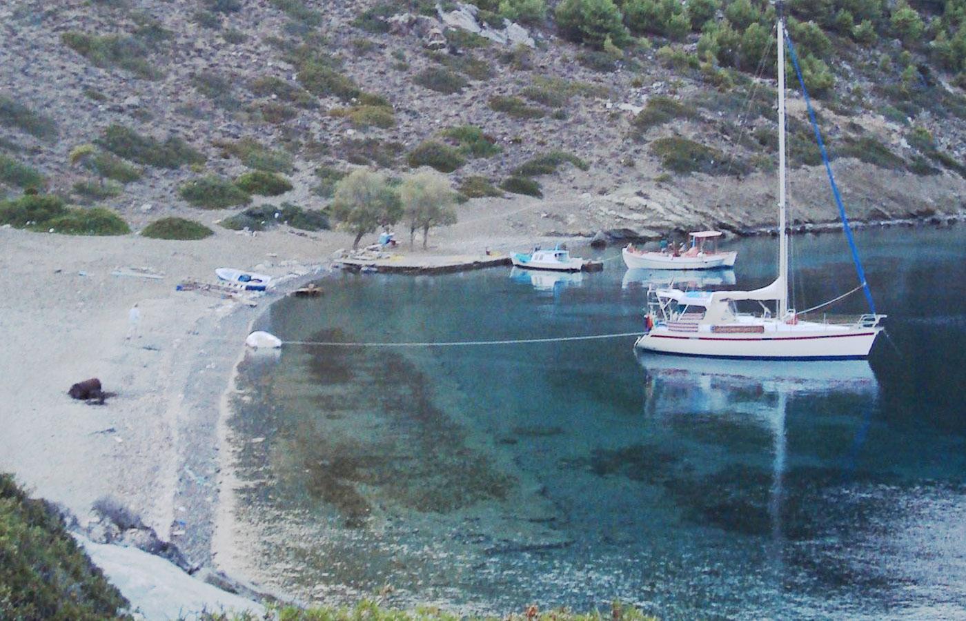 Symi Holidays Agios Aimilianos 2