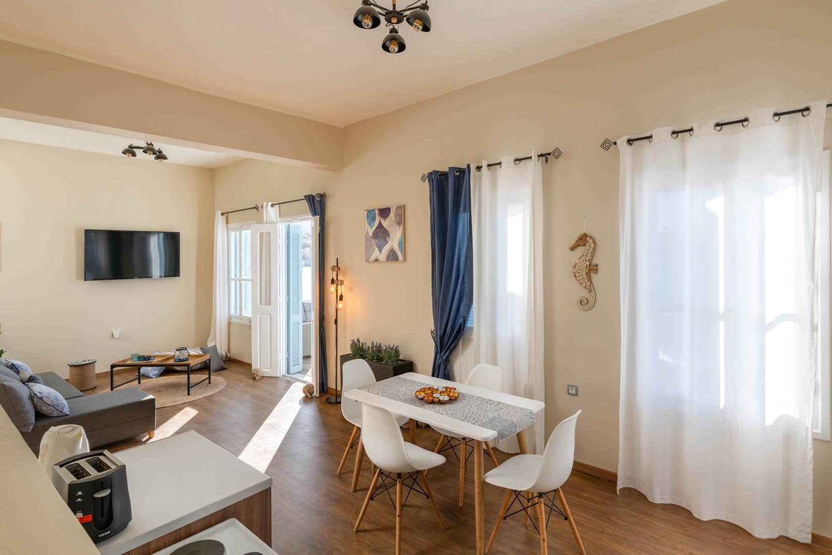 Symi Holidays Rementzo Apartment